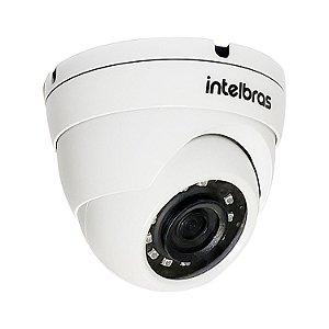 Instalação de Câmera de Segurança - Intelbras Dome Full HD 20 metros