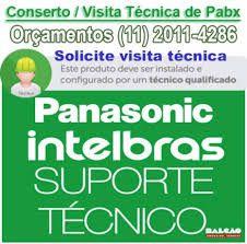 Assistencia Tecnica Pabx - Interfones - Cameras Intelbras