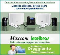 Instalação de Interfones para Condominios Intelbras/Maxcom