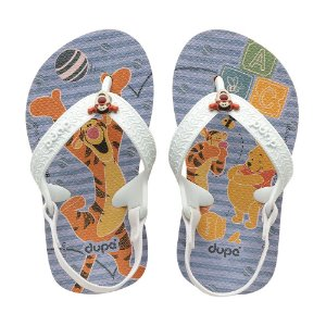 Dupé Disney Pooh Baby Laranja