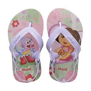 Dupé Dora Baby Rosa Batom