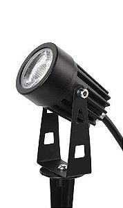 Espeto LED Oyne Nordecor 3w 3000K IP65 Bivolt