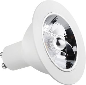 Lâmpada AR70 LED Save Energy Bivolt Refletora 8W 2700K (Luz Quente)