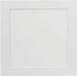 Placa de LED de Embutir Save Energy Bivolt 20W 3000K (Luz Quente) 25x25CM