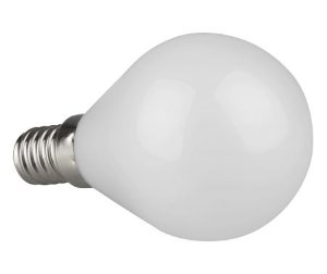 Lâmpada Bolinha LED Save Energy G45 E27 3W 2400K (Luz Quente)