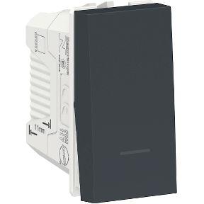 Módulo Interruptor Paralelo Schneider Orion Preto
