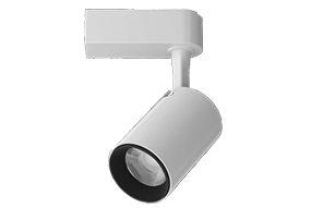 Spot para Trilho Delis Bivolt Branco 7W 3000K (Luz Quente)