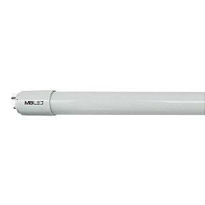 Lâmpada Tubular LED MBLED Bivolt 9W 6500K (Luz Fria)