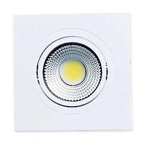 Embutido de LED Startec 10W 6500K (Luz Fria)