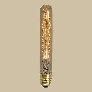 Lâmpada Filamento de Carbono GMH T30/185 127V 40W