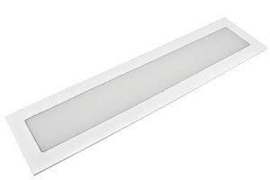 Luminária LED Embutir RCG 20W 4000K (Luz Neutra)