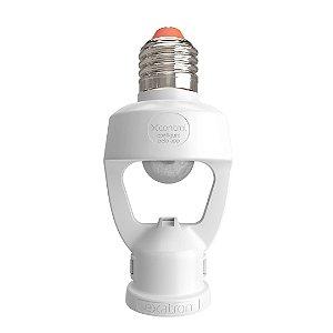 Sensor de Presença Exatron com Soquete E27