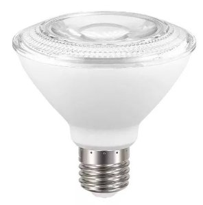 Lâmpada PAR30 LED Taschibra 9W 3000K (Luz Quente)