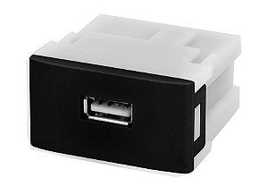 Módulo Tomada USB 1,5A Pezzi