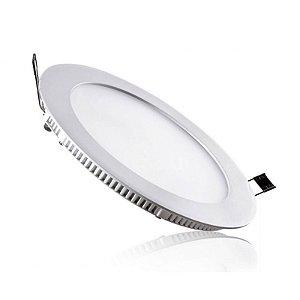 Plafon de Embutir 18W 6400K (Luz Fria)