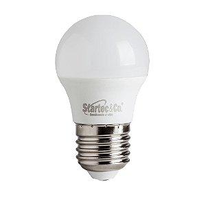 Lâmpada G45 LED 4,8W 2700K (Luz Quente)