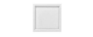 Placa LED de Embutir Recuada Stella 24W 5700K (Luz Fria)