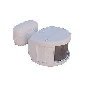 Sensor de Parede Externo Exatron 180°