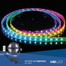 Fita Sinfonia MBLed 5,8W RGB