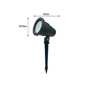 Espeto LED Delis 3W 3000K Bivolt