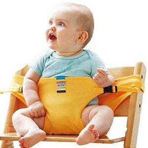 Cadeira De Alimentação Portátil - Cinto De Segurança Bebê