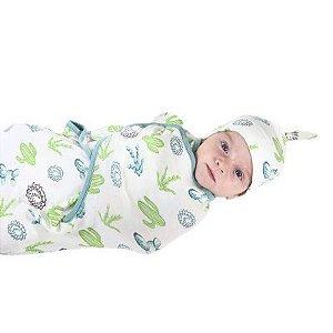 Cueiro Swaddle para Bebê