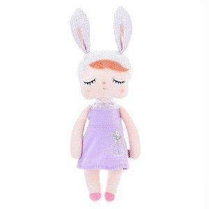 Boneca de Pano Metoo Doll Naninha 43 cm Pronta Entrega
