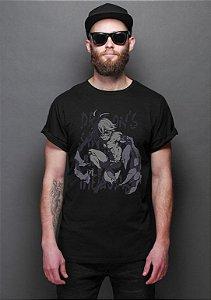 Camiseta Anime Dragon's Sin of Wrath
