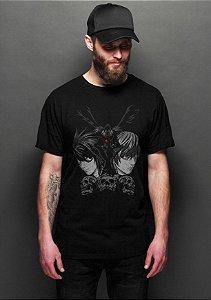 Camiseta Anime Death Note