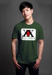 Camiseta Anime Hunter x Hunter