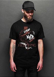 Camiseta Anime Hellsing