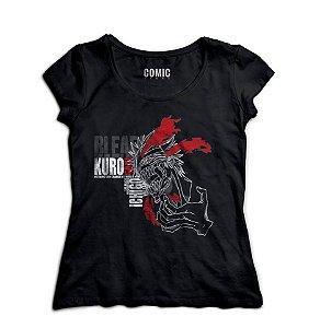 Camiseta  Feminina Anime Bleach Hollow Ichigo
