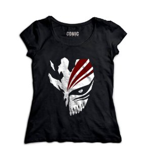 Camiseta  Feminina Anime  Ichigo Hollow