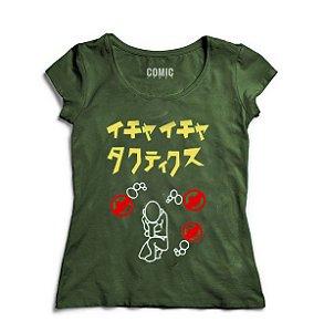 Camiseta  Feminina Anime cha Icha