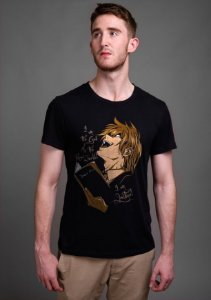 Camiseta Anime God of The New World