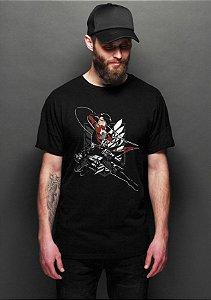 Camiseta Anime Attack on Titan Levi