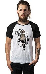 Camiseta Anime Raglan Meliodas