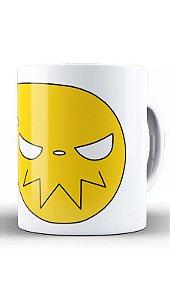 Caneca Anime Logo Soul Eater