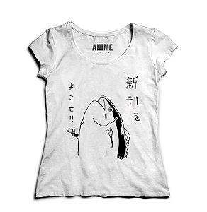 Camiseta  Feminina Anime Ponyo
