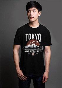 Camiseta Anime Tokyo - 'I don't speak Japanese