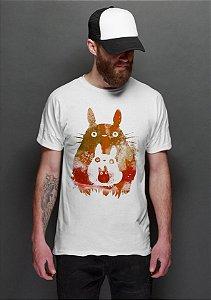 Camiseta Anime Totoro and Mini Totoros