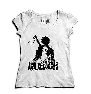 Camiseta  Feminina Anime Bleach
