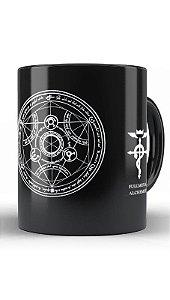 Caneca Anime Fullmetal Alchemist Simbol