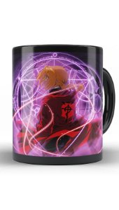 Caneca Anime Fullmetal Alchemist Power