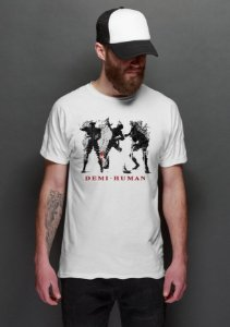 Camiseta Anime   Ajin Demi Human