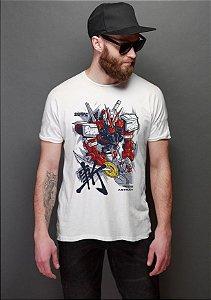 Camiseta Anime Gundam Astray Red Frame