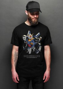 Camiseta Anime Gundam RX-178