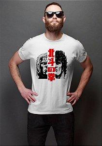 Camiseta Anime Raoh Kenshiro and
