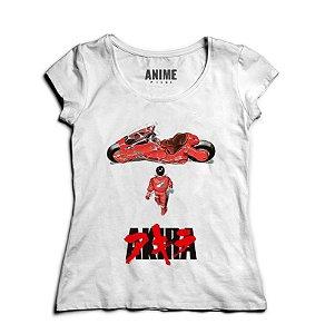 Camiseta  Feminina Anime Akira