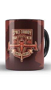 Caneca Anime Cowboy Bebop Space Cowboy